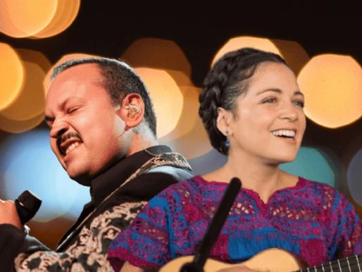 Natalia Lafourcade y Pepe Aguilar reviven un clásico de Pedro Infante
