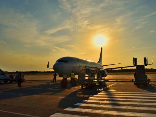 """""""Los aeropuertos estarán listos cuando se alivien las restricciones fronterizas"""""""