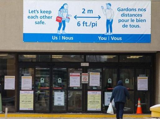 Más de 20.000 muertes por COVID-19 en Canadá