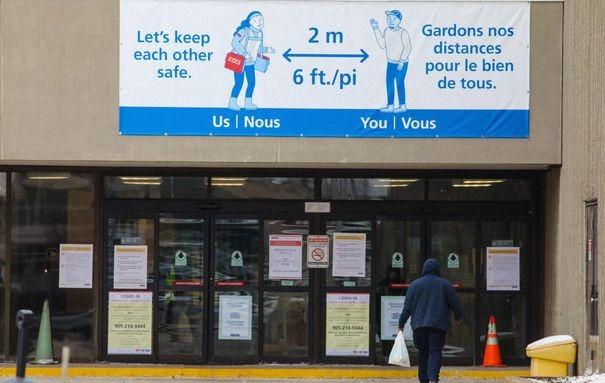 Canadá ha registrado 20.016 muertes desde que apareció el primer caso de COVID-19 en el país hace poco más de un año.