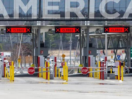 Las restricciones fronterizas entre Canadá y EE. UU. se extenderán por un mes más