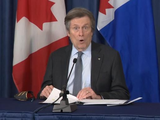 Toronto abrirá tres clínicas de vacunación masiva en unos días