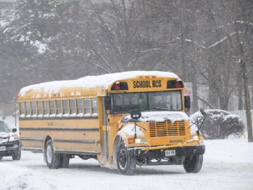 """""""Días de nieve"""" diferentes para algunas escuelas"""
