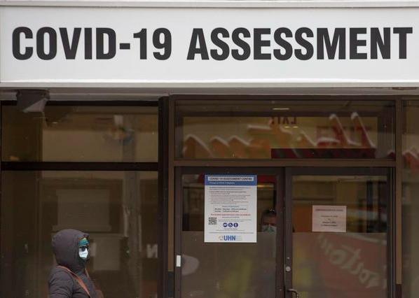 La provincia dice que se completaron 28.552 pruebas el día anterior para una tasa de positividad del 4.6 por ciento.