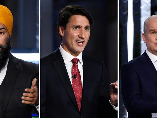 Líderes de los partidos federales discuten sobre el cumplimiento de sus promesas de campaña