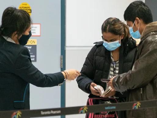 Aumenta la multa para los viajeros que se niegan a la cuarentena en los hoteles designados