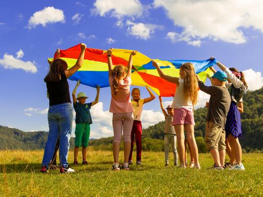 Abre el registro para los campamentos de verano y los programas de ejercicios al aire libre