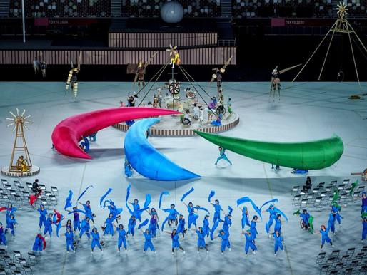 Así fue el inicio de los juegos paralímpicos en Tokio