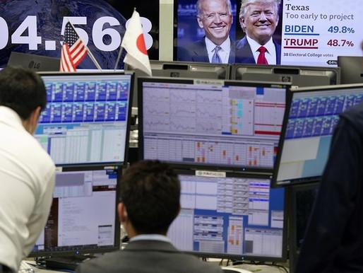 Incertidumbre en el mercado bursátil por las elecciones