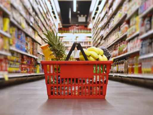 Las ventas minoristas y de comestibles cayeron en julio en Canadá