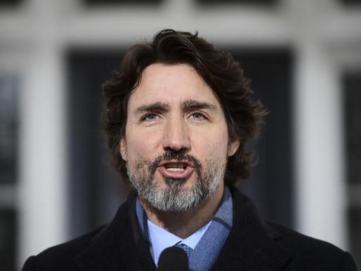 Trudeau anuncia vacunas nacionales