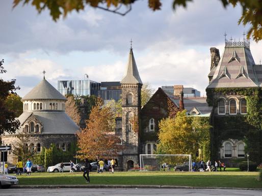 ¿Distanciamiento y límites de capacidad en las universidades de Ontario?