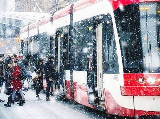 Blanca Navidad probable para Toronto y el GTA