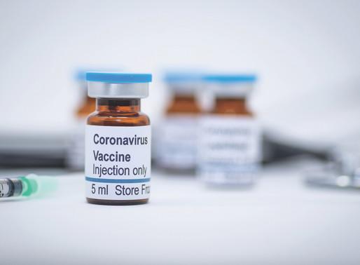 ¿Vacuna de E.E. U.U. lista antes de fin de año?
