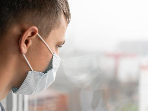 Las admisiones hospitalarias están superando a las recuperaciones de COVID-19