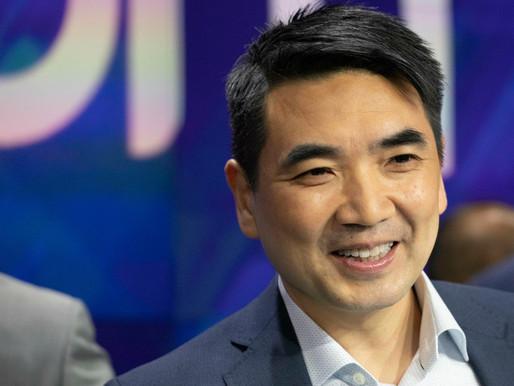 Eric Yuan: Empresario del año 2020