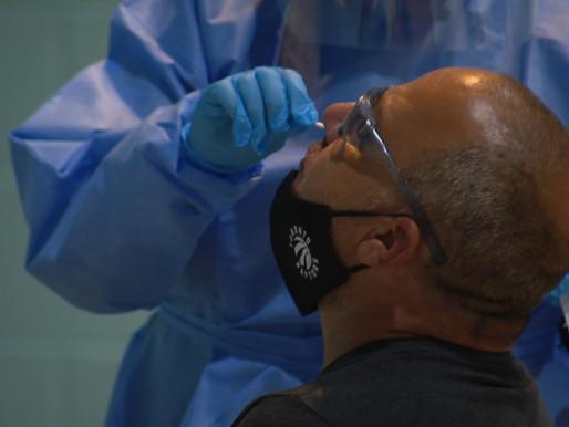 Ontario supera los 100.000 casos de COVID-19