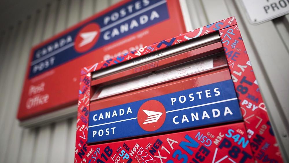 Filtración de datos de Canada Post afecta a casi un millón de clientes.