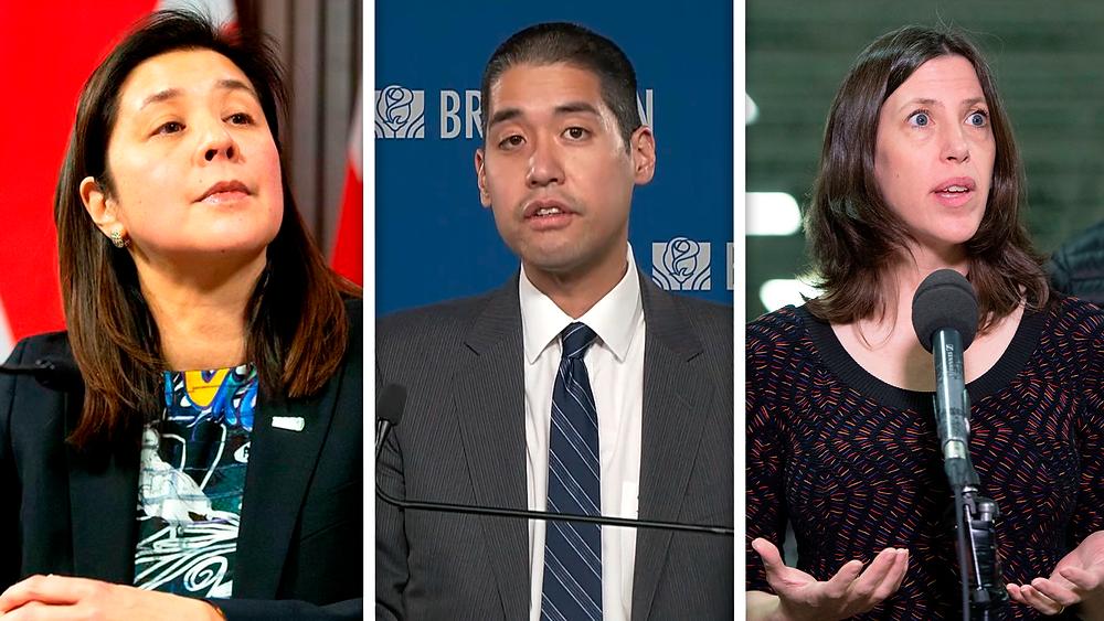 Los principales médicos de Toronto, Peel y Ottawa piden al gobierno de Ford que reimplemente la orden de quedarse en casa.