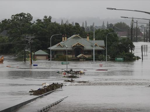 Australia evacuará a miles de personas mientras Sydney enfrenta las peores inundaciones en 60 años
