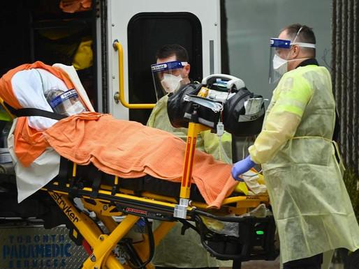 Canadá supera las 15.000 muertes por COVID-19