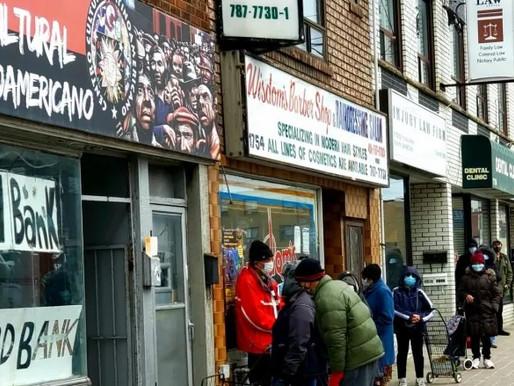 La comunidad latina de Toronto es mucho más propensa a contraer COVID-19