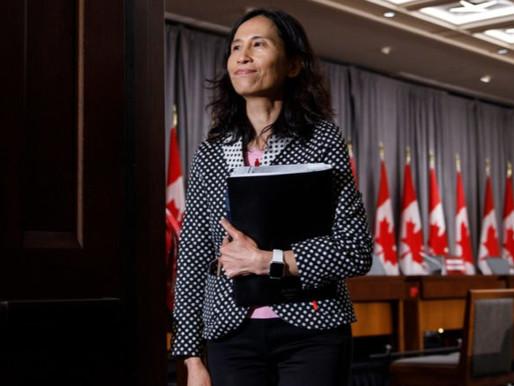 Canadá se acerca al pico de la tercera ola de COVID-19