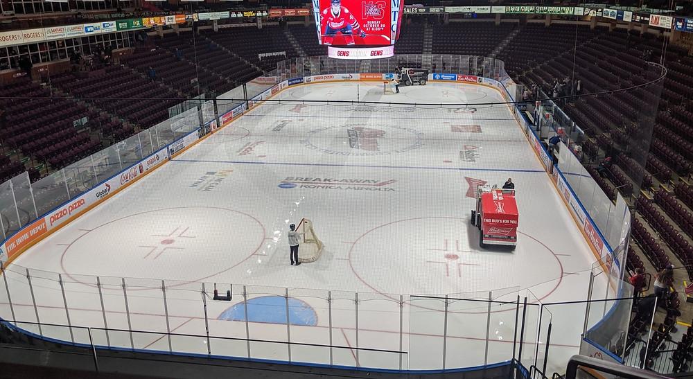 Ontario Hockey League cancela la temporada 2020-21.
