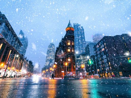 Alerta meteorológica emitida para Toronto antes de algo de nieve primaveral