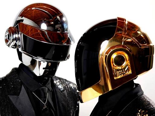 Daft Punk anuncia su separación después de 28 años