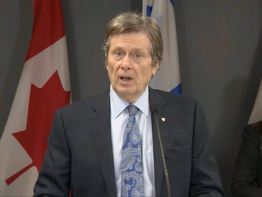 """Toronto """"apoya plenamente"""" el regreso a clases"""