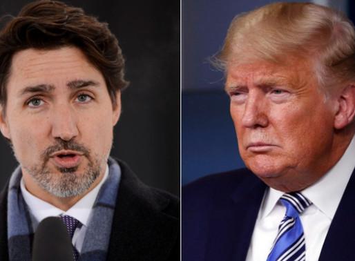 EE. UU. reduce arancel de aluminio a Canadá