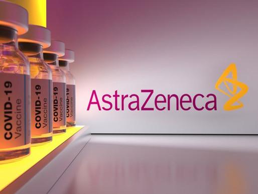AstraZeneca solicita autorización de tratamiento COVID-19 con anticuerpos