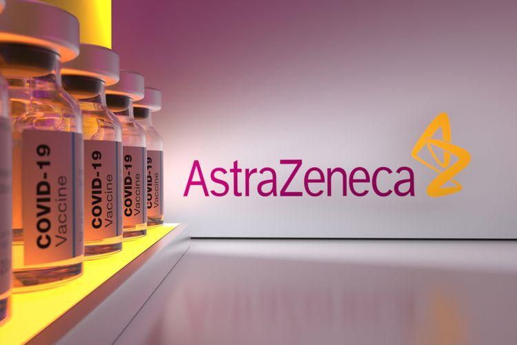 AstraZeneca solicita a la FDA que autorice su tratamiento COVID-19 con anticuerpos.