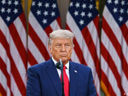 Trump no reconoce haber perdido las elecciones