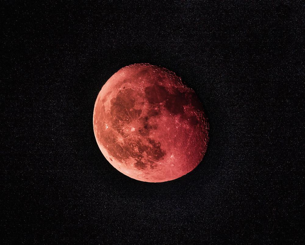 """""""Full Flower Moon"""" un evento astronómico que no te puedes perder en Toronto."""