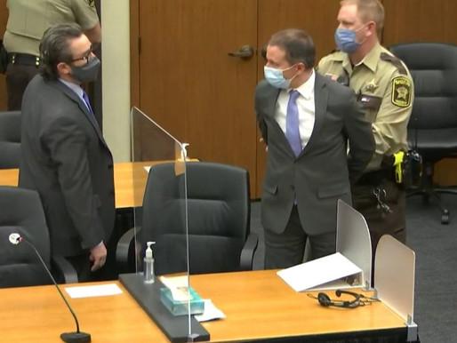 Derek Chauvin es declarado culpable de todos los cargos por el asesinato de George Floyd