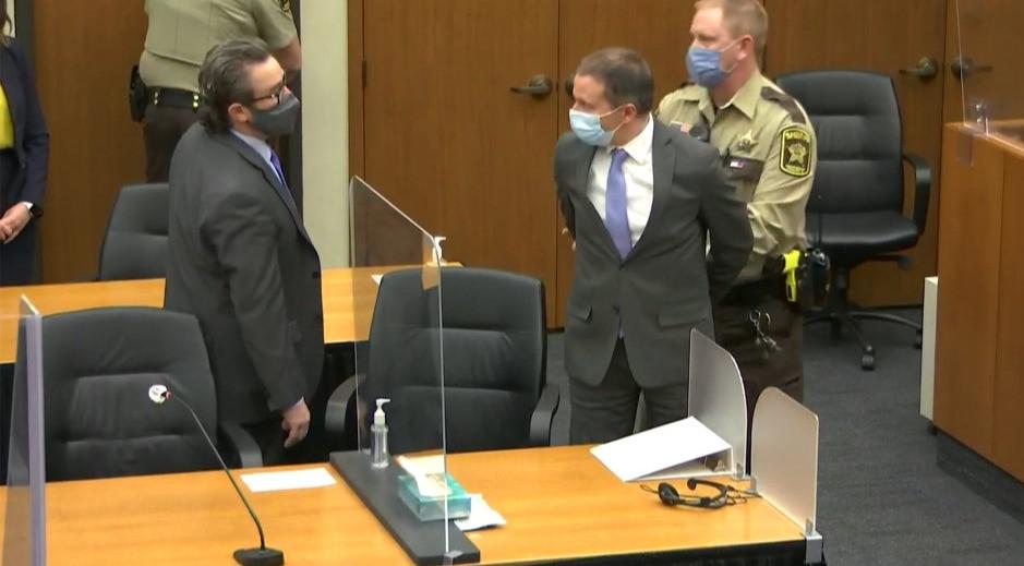 Derek Chauvin es declarado culpable de todos los cargos por el asesinato de George Floyd.