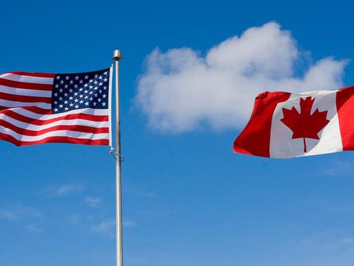 Legisladores estatales solicitan formalmente la reapertura de la frontera Canadá - EE. UU.