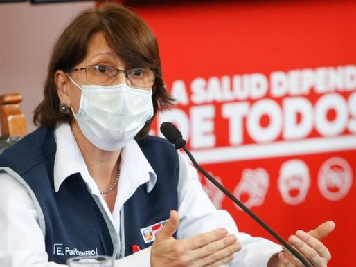 Primer caso de nueva variante COVID-19 en Perú
