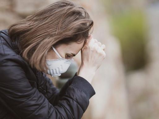 Dificultades de salud mental debido a la pandemia