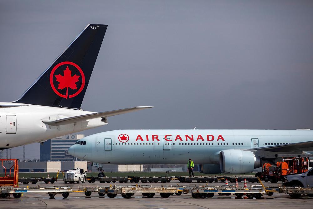 Air Canada exigirá vacunas para los empleados y para sus nuevas contrataciones.