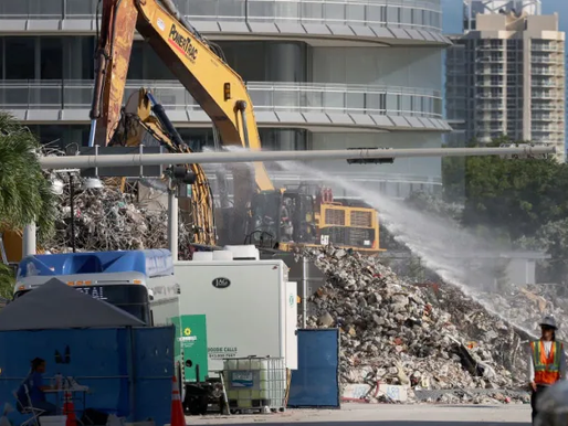 Restos de un tercer canadiense son encontrados en el condominio colapsado en Florida