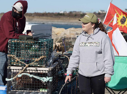 Debate de emergencia por pesca de langostas