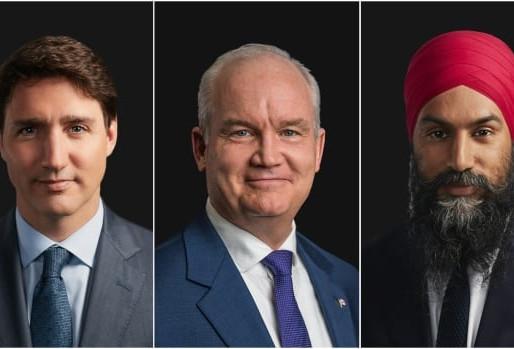Los conservadores y el NDP tienen un impulso de cara a la segunda mitad de la campaña electoral