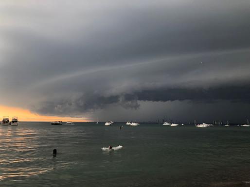 Termina la advertencia de tormenta severa para Toronto