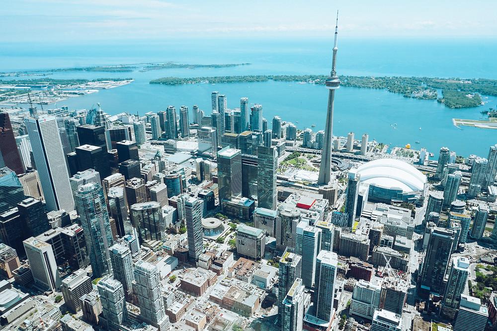 Toronto tendrán temperaturas de dos dígitos este fin de semana con la llegada de la primavera.