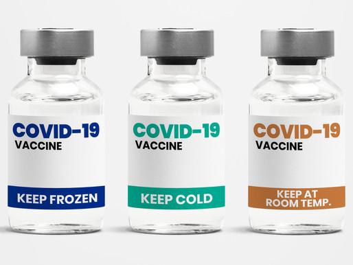 Las vacunas COVID-19 de Pfizer y Moderna muestran efectividad contra las variantes