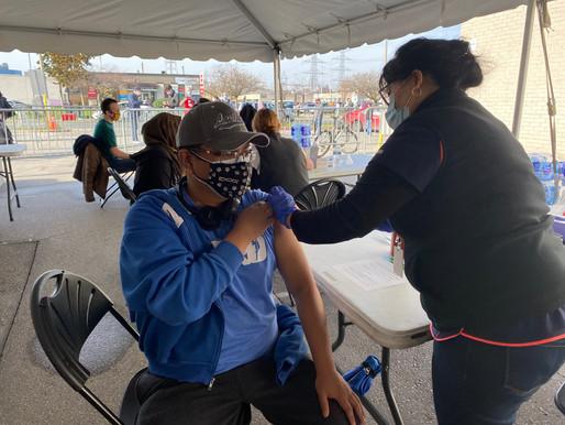 Personas con dosis mixtas de la vacuna COVID-19 serán elegibles para ingresar a EE. UU.