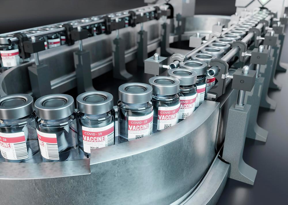 Canadá recibirá 2,4 millones de dosis de la vacuna COVID-19 esta semana.